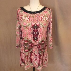 East 5th Beautiful Tunic Spring and Summer Top!